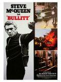 Bullitt, 1968 Affiches