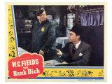 The Bank Dick, 1940 Plakat