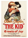 The Kid, 1921 Art