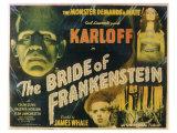 The Bride of Frankenstein, 1935 Print