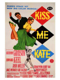 Kiss Me Kate, 1953 Affiches