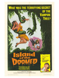 Island of the Doomed, 1967 Kunstdrucke