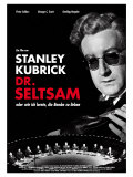 Dr. Strangelove, German Movie Poster, 1964 Premium Giclee-trykk