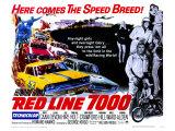 Red Line 7000, 1965 Plakater