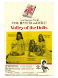 Valley of the Dolls, 1967 Poster
