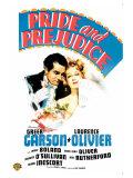 Pride and Prejudice, 1940 Posters