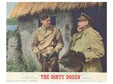 The Dirty Dozen, 1967 Arte
