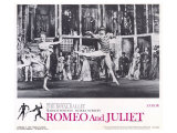 Romeo and Juliet, 1966 ポスター