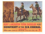 Gunfight at the O.K. Corral, 1963 Posters