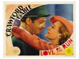 Love on the Run, 1936 Posters