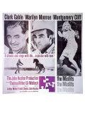 The Misfits, 1961 Pôsteres