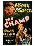 The Champ, 1932 Poster