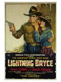 Lightning Bryce, 1919 Premium Giclee-trykk