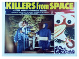 Killers from Space, 1954 Pôsters