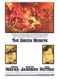 Green Berets, 1968 Premium Giclee-trykk