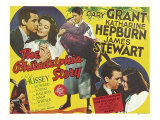The Philadelphia Story, 1940 Premium Giclee-trykk