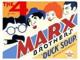 Duck Soup, 1933 Poster