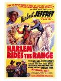 Harlem Rides the Range, 1939 Posters