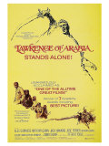 Lawrence of Arabia, 1963 Poster