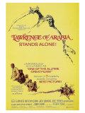 Lawrence of Arabia, 1963 Art