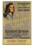 The Philadelphia Story Print