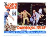 Donovan's Reef, 1963 Plakater