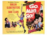 Go, Man, Go, 1954 Affischer