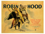 The Adventures of Robin Hood, 1938 Pôsters