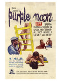 Purple Noon, 1964 Poster