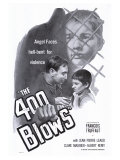 400 Blows, 1959 Poster