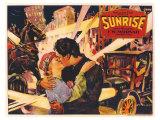 Sunrise, 1927 Premium Giclee-trykk