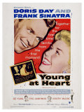 Young at Heart, 1954 Posters