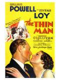 The Thin Man, 1934 Kunstdruck