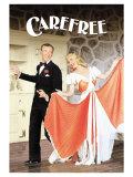 Carefree, 1938 ポスター