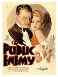 The Public Enemy, 1931 Pôsters