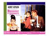 Breakfast At Tiffany's, 1961 Poster