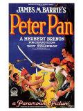 Peter Pan, 1924 Pôsters
