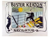 The Navigator, 1924 Posters