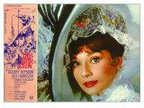 My Fair Lady, Italian Movie Poster, 1964 Prints