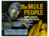 The Mole People, 1956 ポスター