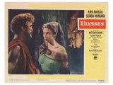 Ulysses, 1955 Poster