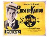 Sherlock, Jr., 1924 Posters