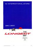 The Longest Day, 1962 Premium Giclee-trykk