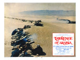 Lawrence of Arabia, 1963 Kunst