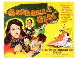 Guerrilla Girl, 1953 Posters