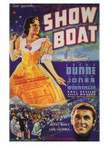 Show Boat, 1936 Poster