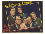 The Cat and the Canary, 1939 ポスター