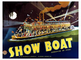 Show Boat, 1936 ポスター