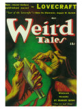 Cuentos extraños|Weird Tales Láminas