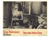 Marriage - Italian Style, 1965 ポスター